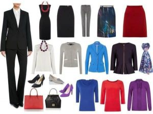 Woman Work Wear