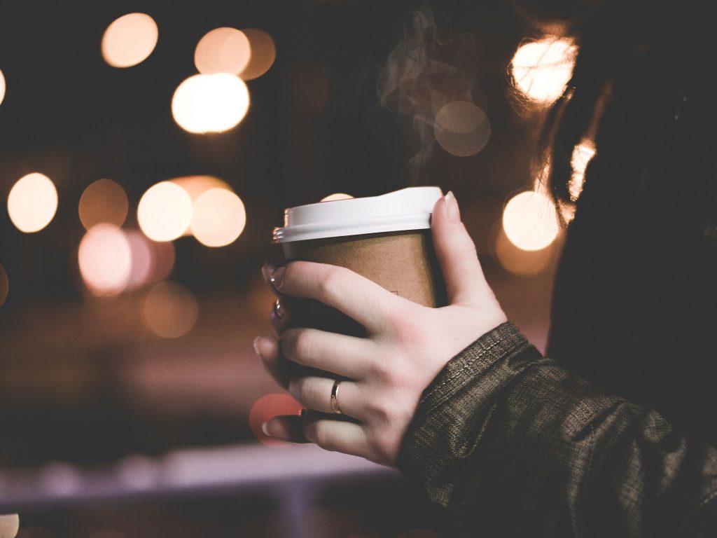 coffee at night